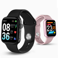 P20 Smart Watch Color Full Touch Screen Heart Rate Blood pressure Smartwatch Man Women Sports Fitness Tracker for Android Ios