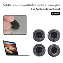 4x Laptop Bodem Rubber Voet Pad Notebook Pc Vervanging Voeten Base Voor Macbook Pro 2008-2011 A1278 A1286 A1297(China)