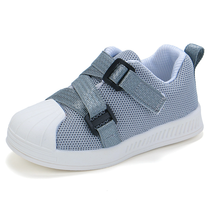 2020 Summer New Children\'S Toddler Shoes Soft Bottom Casual Shoes Children\'S Fashion Mesh Shoes Boys And Girls Wild Board Shoes