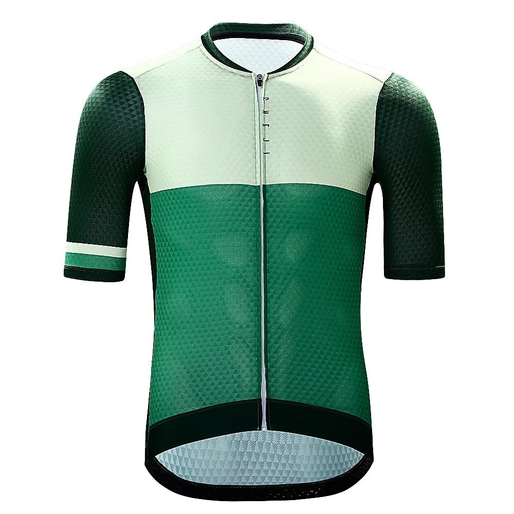 Cycling Jersey Bike-Shirt CHEJI Short-Sleeves Pro-Team Quick-Dry Men Top Men's