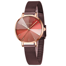 CIVO Brand Watch Women New Ladies Watch Fashion Quartz Wristwatches Stainless St