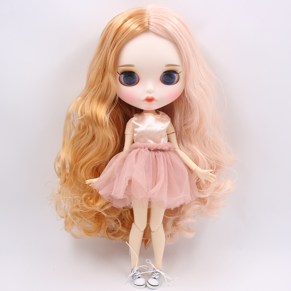 ICY DBS Blyth Doll customized joint doll 30cm Suitable For Dress up by yourself DIY Change 1/6 BJD Toy special price