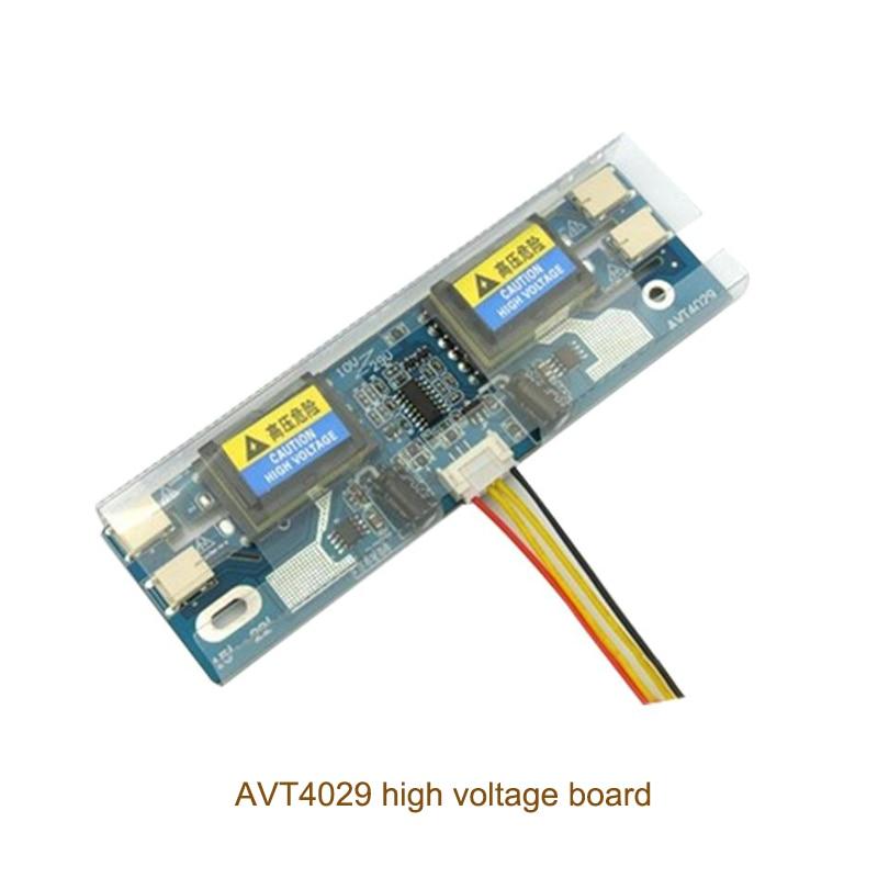 10V-29V AVT4029 Super High Power Four Light High Voltage Board 4 Light Small Mouth LCD Universal High Pressure Strip