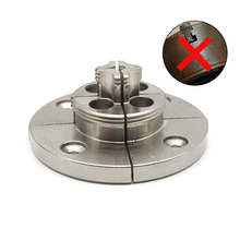 Step-Chuck-Accessories Scroll-Chuck Turning-Tools Wood Lathe Self-Centering Woodworking