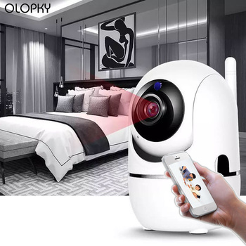 HD 1080P Cloud Wireless IP Camera Intelligent Auto Tracking Of Human Home Security Surveillance Baby Monitor Network Wifi Camera