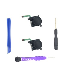 3D Analog Joystick Switch Thumb Stick Controller Module Sensor Potentiometer Repair Tool Replacement for Nintend Switch high quality analog 3d joystick stick for nintendo64 for n64 original wired controller