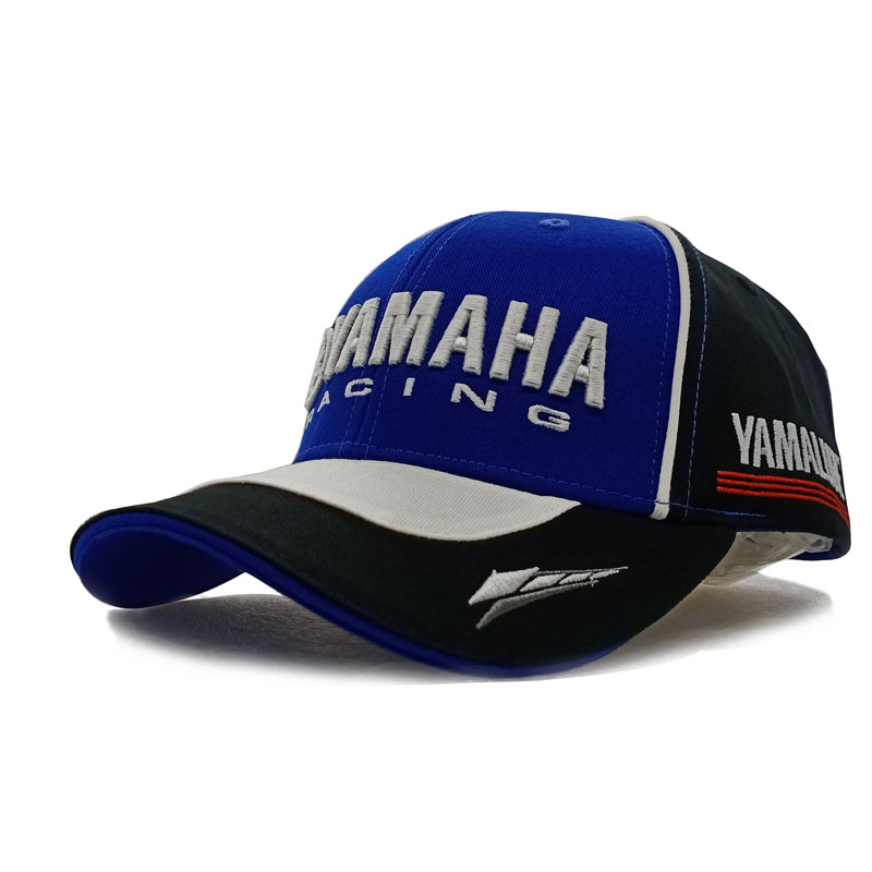 New Fashion   Baseball     Cap   Hats Moto GP 3D Embroidery F1 YAMAHA Racing   Cap   Men Women Snapback   Caps     Baseball     Cap   Hats High Quality