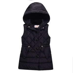 Image 2 - Vest for Kids Girl Autumn Winter Girls Casual Vest Jacket Baby Girls Boys Parkas Vest Coats Children Clothes Jacket Kids Vests