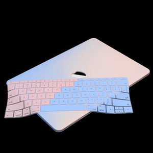Crystal Hard Case For Macbook Air 13 2019 2018 Retina Pro 13 15 2019 A2159 Hard Cover With Free Keyboard Cover A1466 A1990 A1932