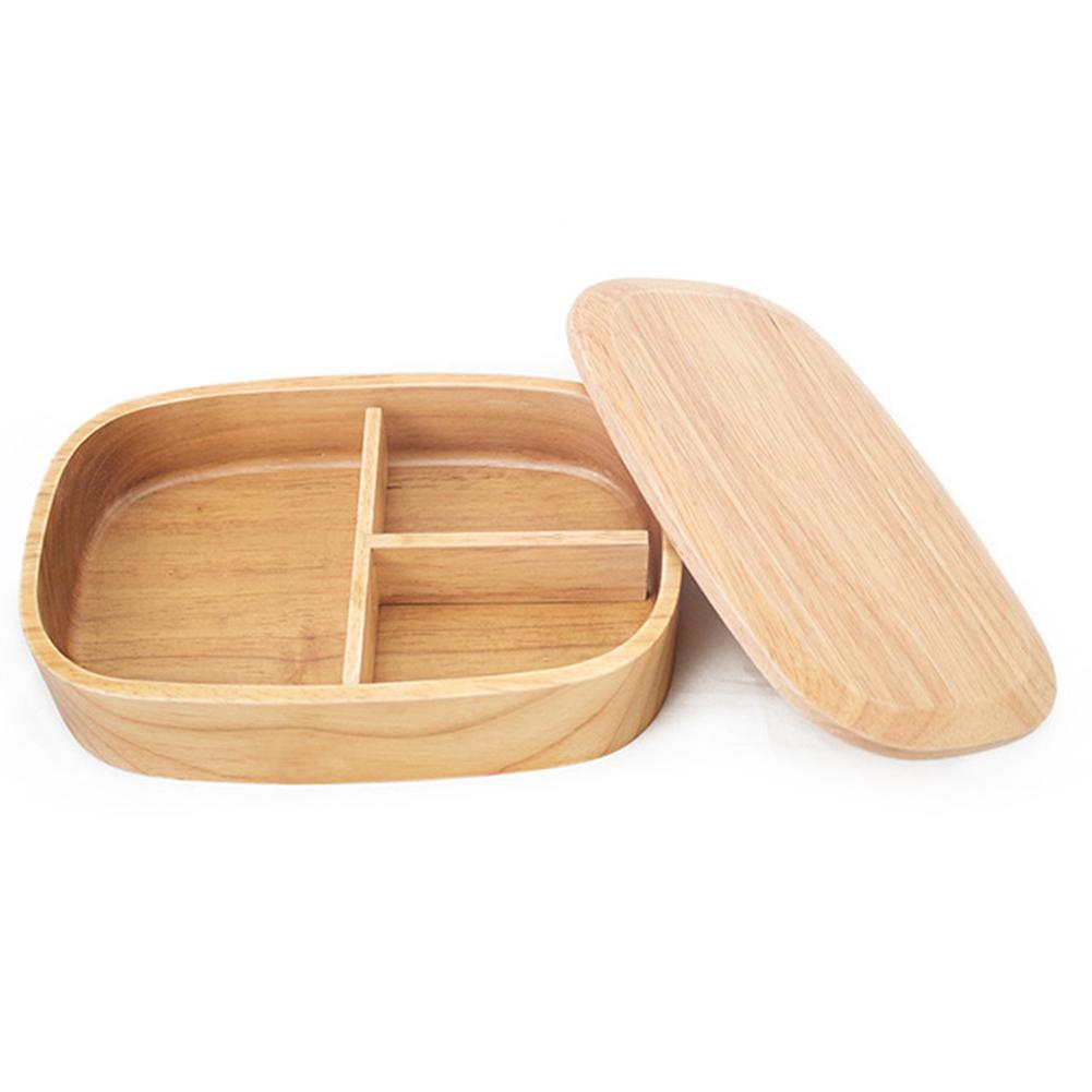 TPFOCUS <font><b>Lunch</b></font> <font><b>Box</b></font> <font><b>Wood</b></font> Concise Single-layer Portable Wooden <font><b>Lunch</b></font> <font><b>Box</b></font> Japanese Style <font><b>Lunch</b></font> <font><b>Box</b></font> Bondage Student high strength image