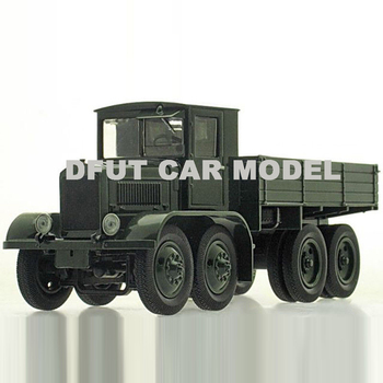 diecast 1:43 Alloy Toy Vehicles Russia YAG-12 Truck Car Model Of Children's Toy Cars Original Authorized Authentic Kids Toys