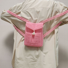 Ladies Backpack Custom Summer Beaded-Shoulder-Bag Woman for Ins Can-Be Exclusive Popular
