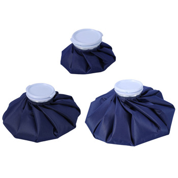Summer Ice Bag Dual-use Bags Hot Water Bottle Health Care Reusable Knee Head Leg Muscle Sport Injury Relief Pain Ice Bag silicone hot water bottle cute cat design hand warmers cooler reusable heating ice cooling muscle injury ice compress gift
