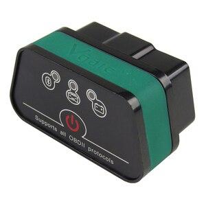 Image 5 - Vgate iCar2 Elm327 Bluetooth OBD2 מתאם iCar 2 Elm 327 רכב אבחון כלים סורק עבור אנדרואיד Obd 2 אוטומטי קוד קורא סורק