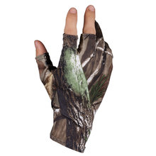1 пара камуфляжных рыболовных перчаток охотничьи перчатки защита