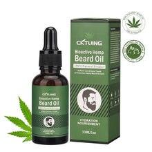 Kit de cuidado de la barba Para hombres, Set de aceite Para crecimiento de la barba, Baard Verzorging
