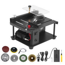 Saw-Cutter Electric-Cutting-Machine Desktop-Table Grinding-Wheel Power-Tools Wood Mini