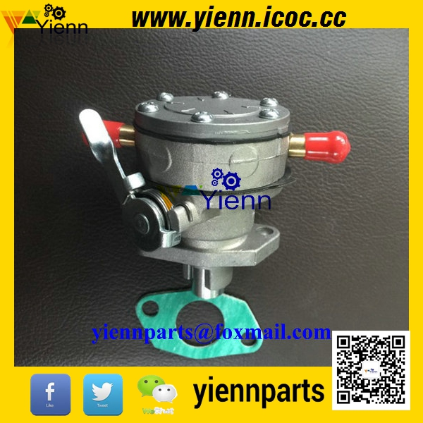 Kraftstoffpumpe für Yanmar 3TNE78 3TNE84 3TNE88 4TNE84 4TNE88 129100-52100