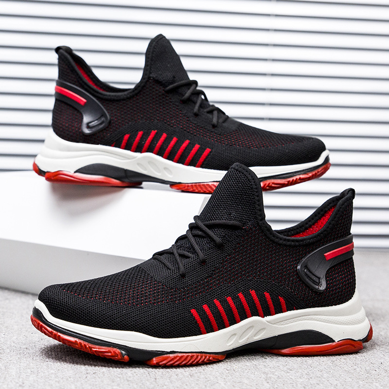 Men Casual Shoes 39-44 Trainers Comfortable Men Shoes Walking Jogging Athletic Running Shoes Men Adult Outdoor Brand Gym Sneaker image
