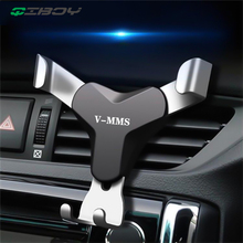 Gravity Car Holder For Phone in Air Vent Mount No Magnetic Mobile Holders Auto GPS Stand iPhone XS Samsung A50 A70