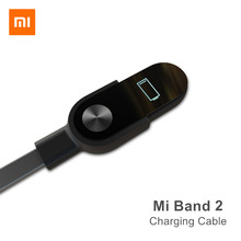 New Hot Sale Asli Xiaomi Mi Band 2 Charger USB Kabel Pengisian Adaptor Kawat Aksesoris untuk Xiaomi Mi Band 2 Smart gelang(China)