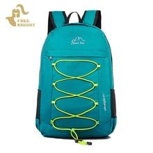 Camping Hiking Trekking Rucksack Outdoor Sports Mountaineering Backpack Travel Foldable Backpacks Waterproof Climbing Sport Bag цена в Москве и Питере
