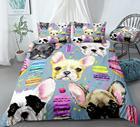 Watercolor Dogs Duve...