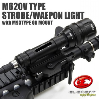 Element Airsoft M620V оружейный светильник светодиодный тактический софтбокс Arma Linterna охотничий светильник s винтовочный Воздушный пистолет Флэш све