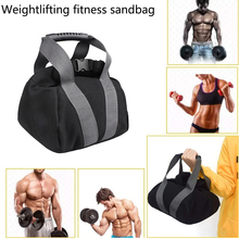 Kettlebell Sandbag Weightlifting Gym Fitness Body-Building Adjustable Home Dumbbell Muscle