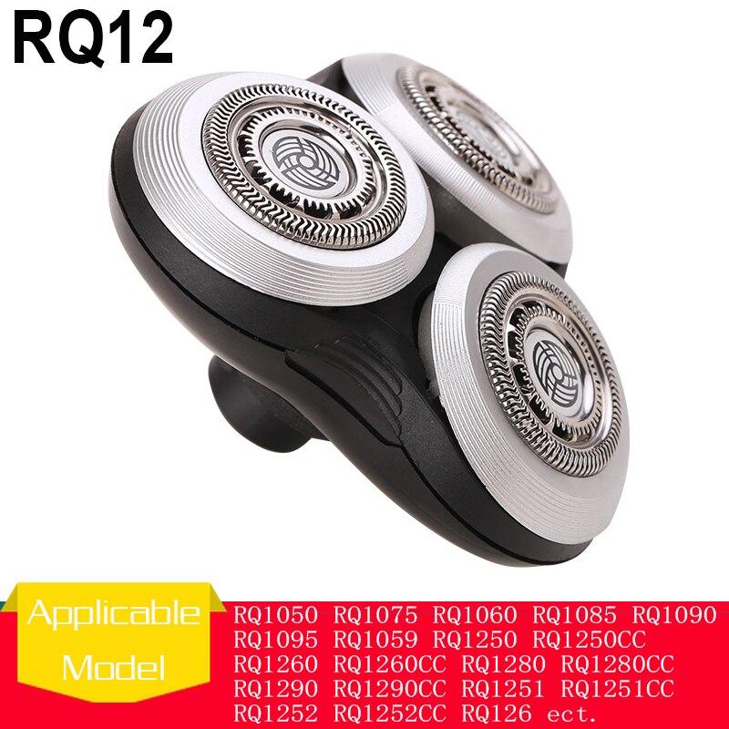 Сменная головка для бритвы RQ12, для Philips RQ10 Series RQ12 Series S9000 RQ1250 RQ1260 RQ1280 RQ1290 Q1050 RQ1060|Бритва|   | АлиЭкспресс