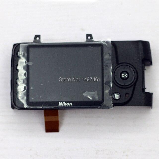 Mới Màn Hình LCD Hiển Thị Màn Hình Assy Với Ốp Lưng Chi Tiết Sửa Chữa Cho Nikon D3000 SLR