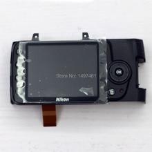 니콘 d3000 slr에 대한 케이스 수리 부품과 새로운 lcd 디스플레이 화면 assy