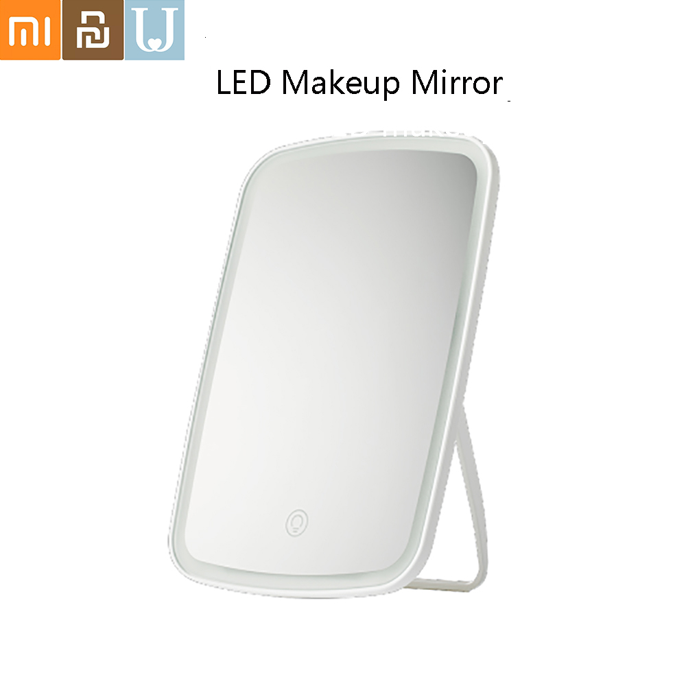 Original Smart Portable Makeup Mirror Xiaomi , Desktop LED Portable Folding Lamp, Bedroom Mirror, Desktop