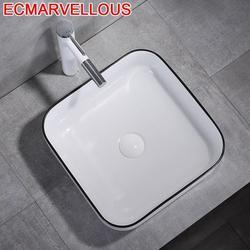 Lavagem Wastafel Mano Vanity Bowl Bagno Waschbecken De Lavandino Para Umywalka Nablatowa Lavabo Pia kuba Banheiro Umywalka do łazienki w Umywalki do łazienki od Majsterkowanie na