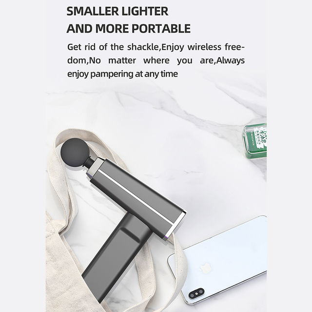 Lifetime Warranty K3 Muscle Massage Gun Body Massager Portable and light  Electric Massage Muscle Pain Relief  Relaxing Massage 3
