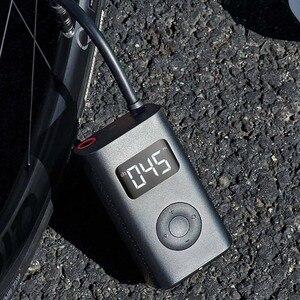 Image 2 - شاومي Mijia الكهربائية نافخة مضخة الذكية الرقمية ضغط الإطارات كشف سيارة ضاغط الهواء ل سكوتر دراجة نارية سيارة
