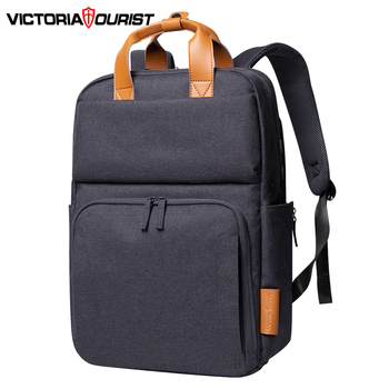 Victoriatourist Backpack men fashion backpack Superior quality multi-space large capacity Versatile for leisure work school - discount item  30% OFF Backpacks
