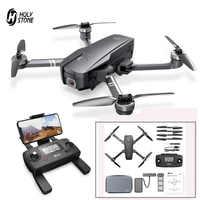 Holy Stone Dron GPS plegable HS720 con cámara 5G 2K FHD FOV 110 ° Wi-Fi RC Quadcopter 26 minutos tiempo de vuelo con bolsa de transporte
