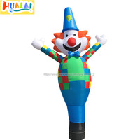 inflatable air dancer clown wind sky tube dancer man fly guy toys for outdoor advertising event 4m/13ft for sale