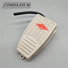 Interruptor momentâneo 380 do pedal do pé do controle da c.c. 220v spdt EKW-5A-B v para a máquina de soldadura do ponto