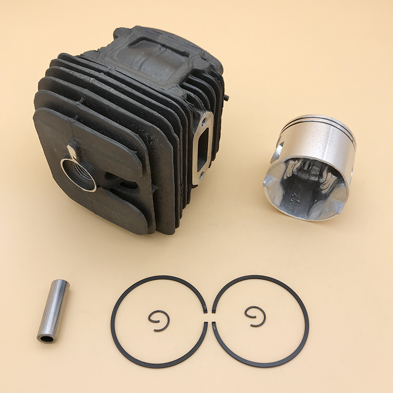 410 TS420 Cut TS410 Kit Piston 4238 Spare TS Gasoline For Cylinder 020 TS Saw 420 1202 Stihl Off Parts 50mm HUNDURE