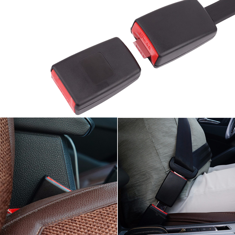 Image 3 - Universal Seat Belt Cover Car Safety Belt Extender 3 Size Seat Belt Extension Plug Buckle Seatbelt Clip Auto Accessories-in Seat Belts & Padding from Automobiles & Motorcycles