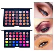 35 Colors Matte Eye Makeup Nudes Palette Eyeshadow Pallete G