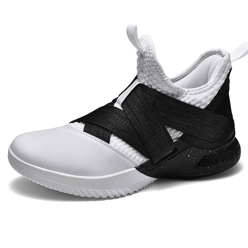 Basketball Shoes Sport Running Shoes Men Casual Shoes Men Flats Outdoor Sneakers Mesh Breathable Walking Footwear Sport Trainers
