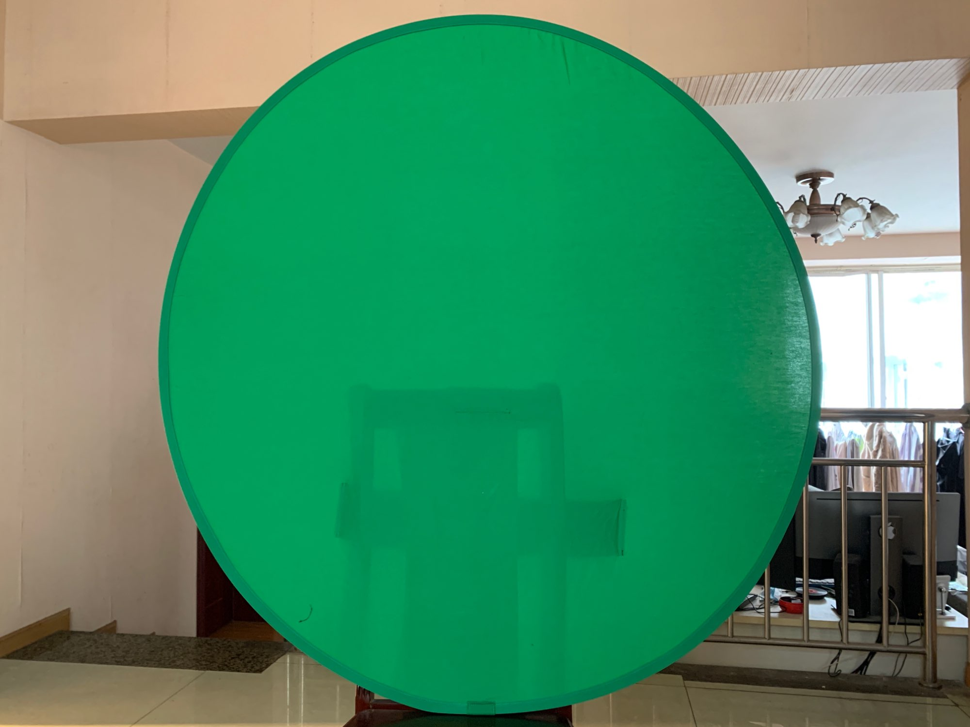 Foldable Green Screen Backdrops photo review