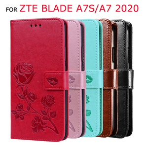 For ZTE Blade A7 2020 Case Lux