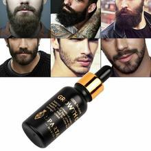 Beard Conditioner Men Beard Growth Oil Kit Soften Hair Growth Nourishing Enhance