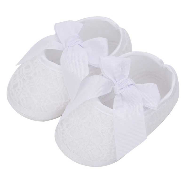 Bebé primer caminante zapatos de bebé de moda mariposa suave suela zapatos de niño Niño Zapatos para 0-18M