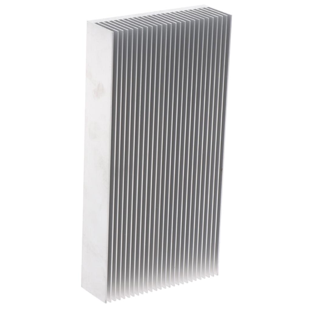 Aluminium Heatsink Cooling Module 160x80x26.9mm Heatsink Cooler Fin