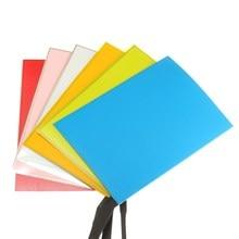 Carrfan A6 EL Panel Electroluminescent Cuttable Light Sheet Neon Sheet with 12V Actuator 148 x 105 mm